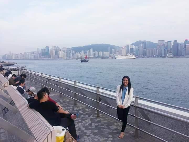 Victoria Harbour Hong Kong