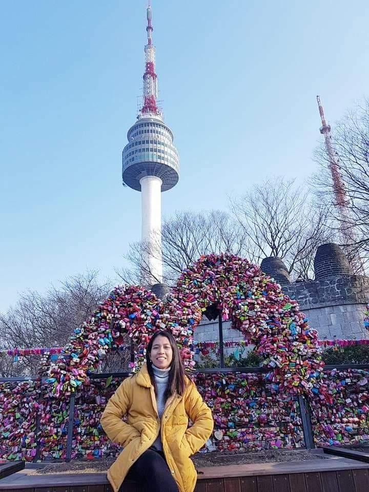 Namsan Tower Love Locks
