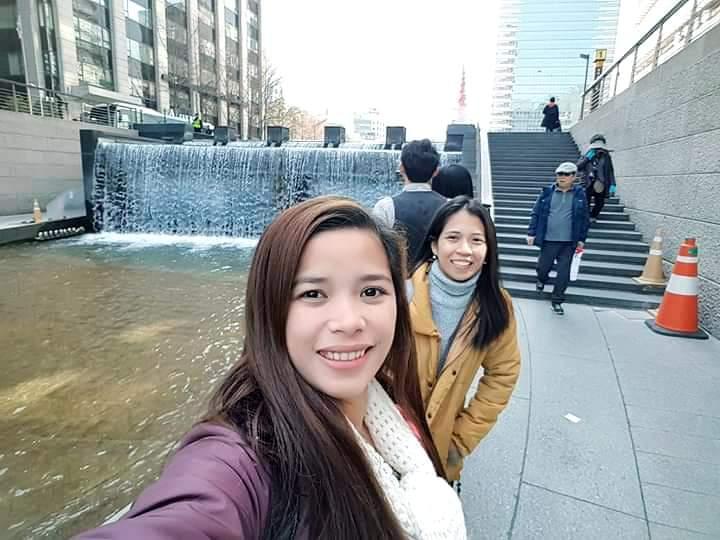 Chonggyecheon Stream