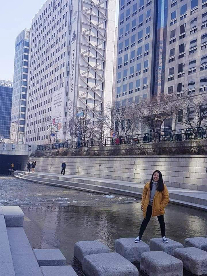 Chonggyecheon Stream South Korea