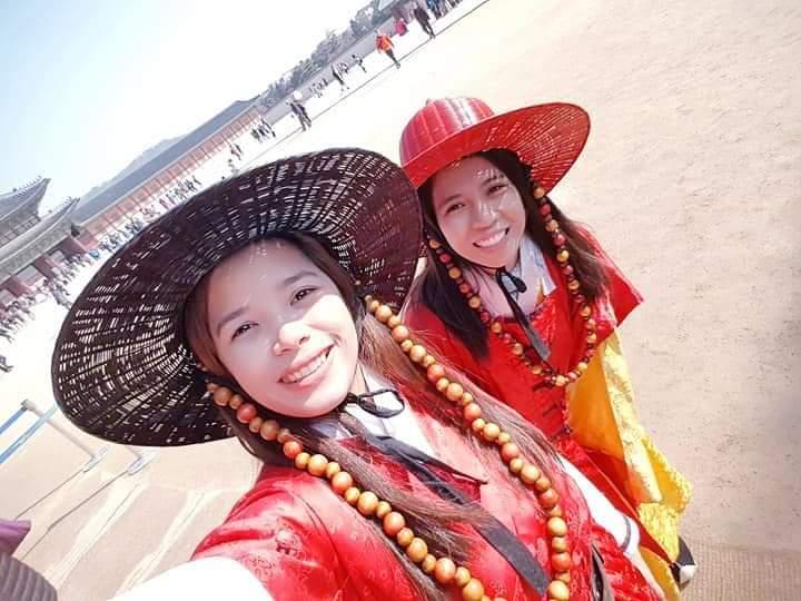 Gyeongbokgung Palaca Guards Costume