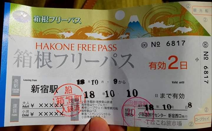 Hakone Pass
