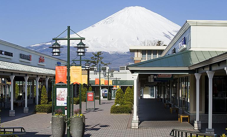 Gotemba Mt Fuji