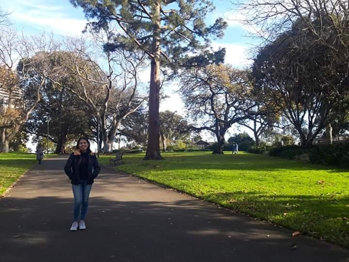 Flagstaff Gardens Melbourne
