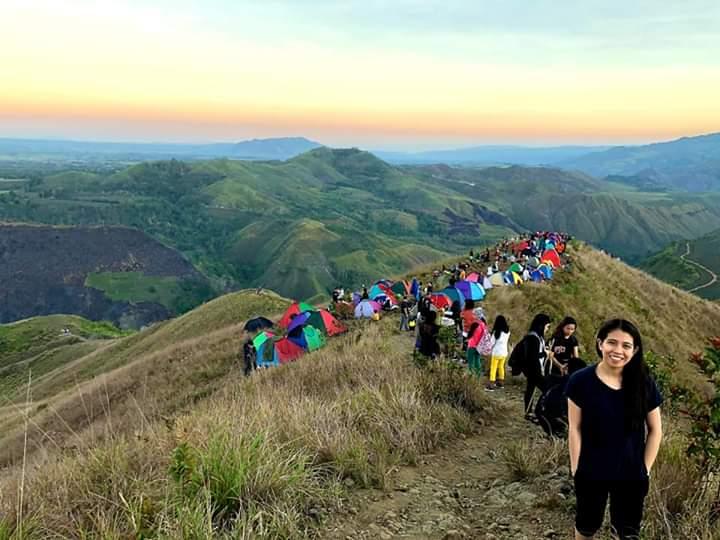 Panimahawa Ridge summit