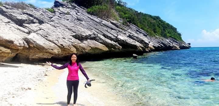 Antonia Island, Gigantes Iloilo