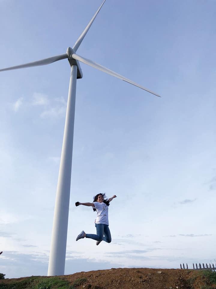 Guimaras Island Wind Turbine