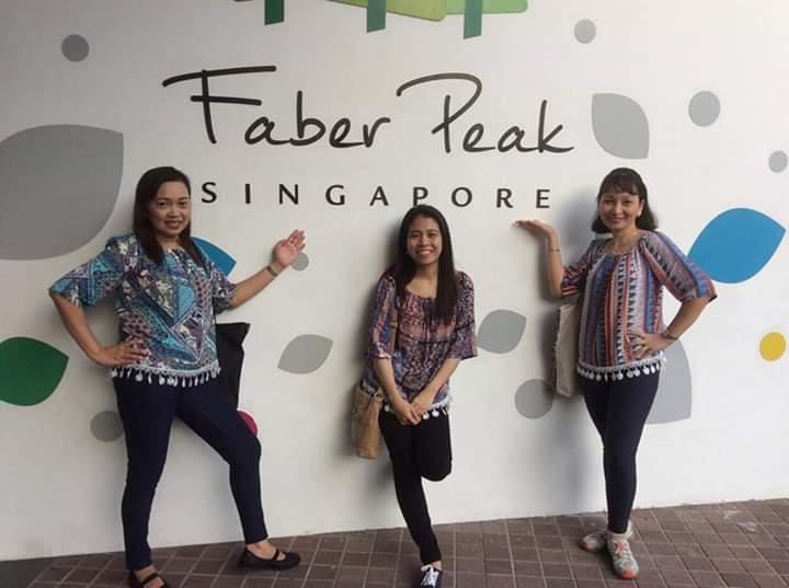 Faber Peak Singapore