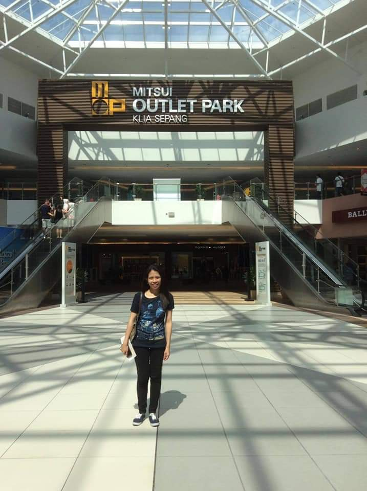 Mitsui Outlet Park KLIA Malaysia