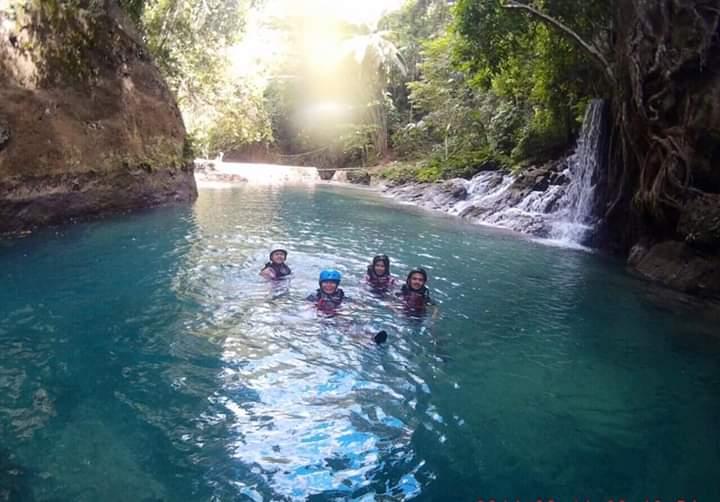 Badian Canyoneering Cebu