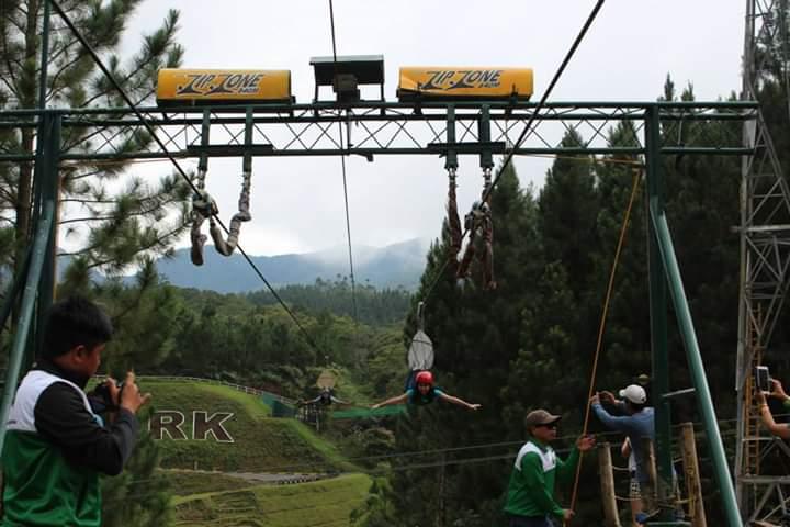Dahilayan Bukidnon Zipline