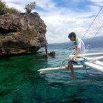 Moalboal Cebu Pescador Island
