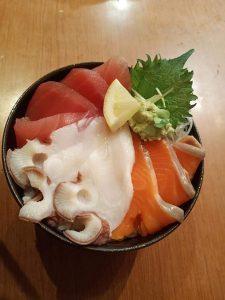 Nijo Market Breakfast