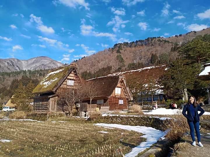 Shirakawa Village from Nagoya