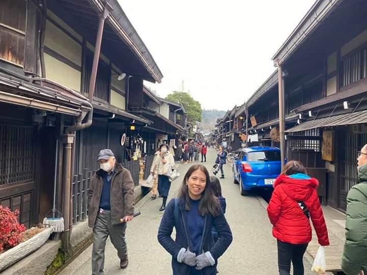 Takayama from Nagoya