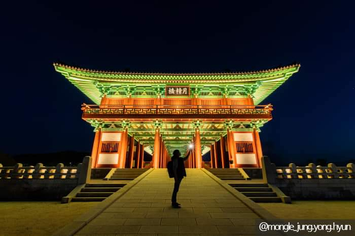 Gyeongju Donggung Palace and Wolji Pond