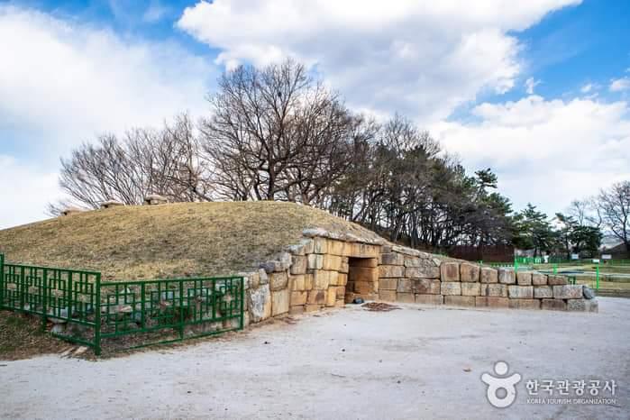 Seokbinggo (Stone Ice Storage)