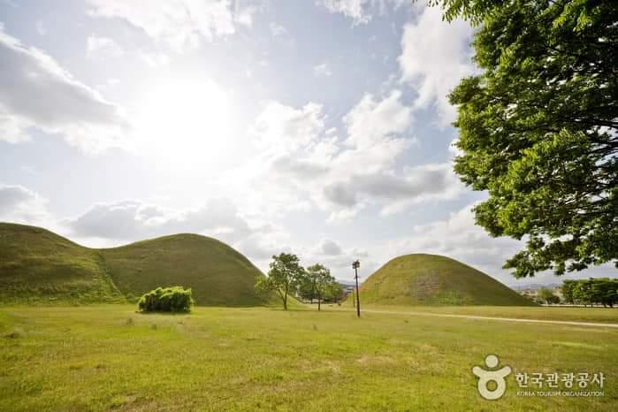 Gyeongju Historic Area