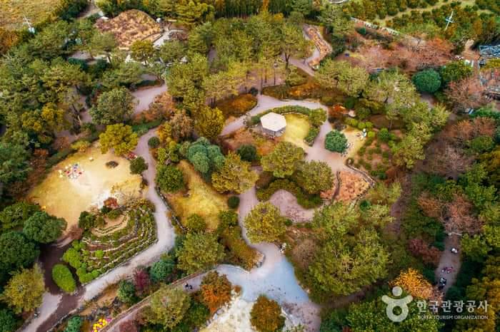 Hueree Natural Park