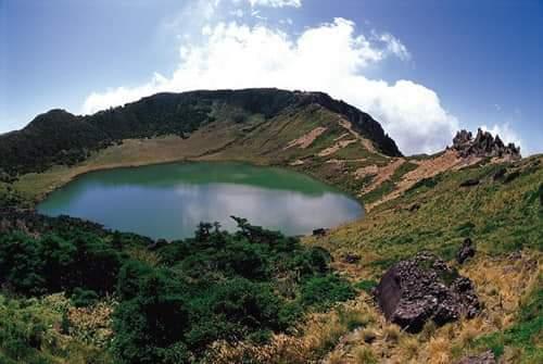 Hallasan National Park - Jeju-do National Geopark