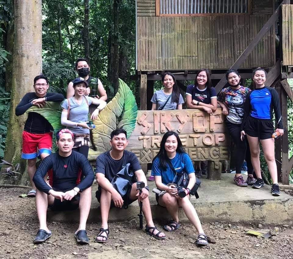 Sikyop Adventure Treetop Experience