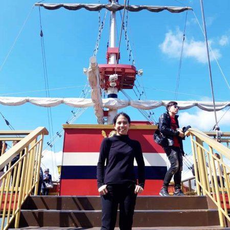 Hakone Pirate Cruise Ship
