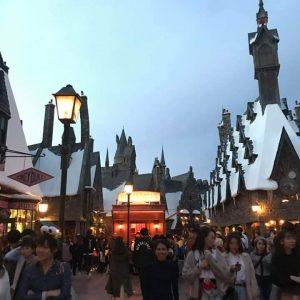 Universal Studios Japan Hogsmeade